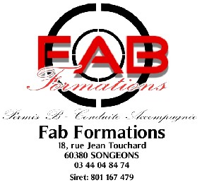 FAB FORMATIONS Songeons