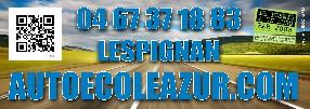 AUTO-ECOLE AZUR Lespignan